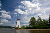 Baddeck NS Light