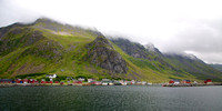 Fishing Village, Lofoten Islands
